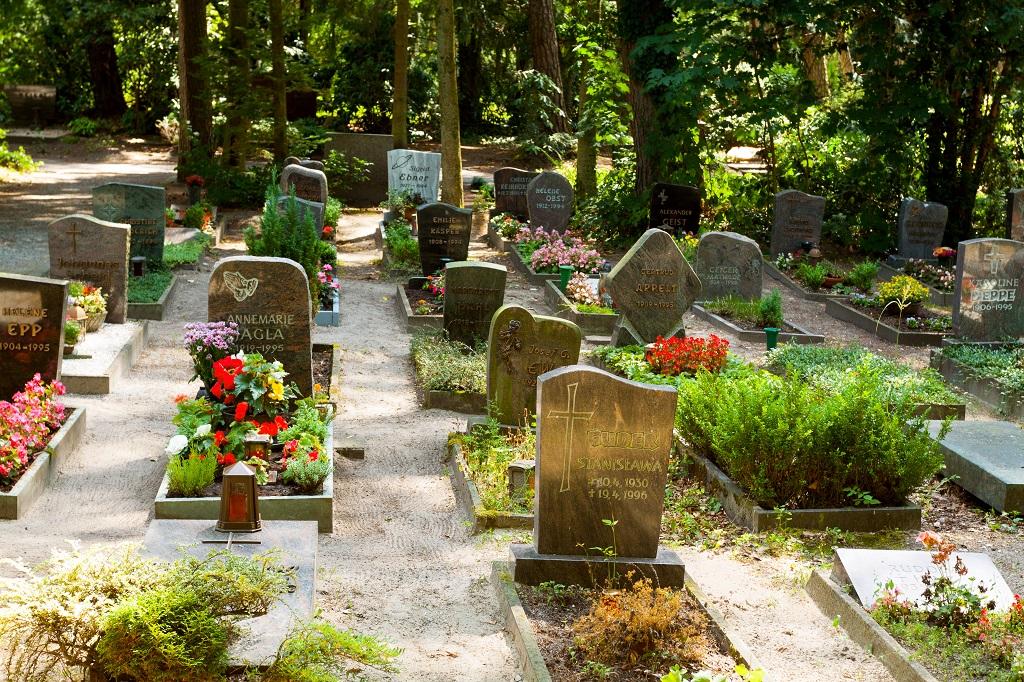 Friedhofbestattung - Beerdigungsinstitut Mombour in Mühlheim an der Ruhr
